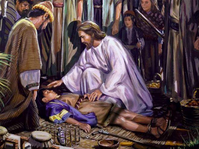#Vangelo: Se avrete fede, nulla vi sarà impossibile.