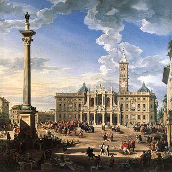5 Agosto - Dedicazione della basilica di Santa Maria Maggiore