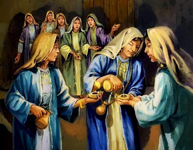 #Vangelo (28 agosto): Si assopirono tutte e si addormentarono