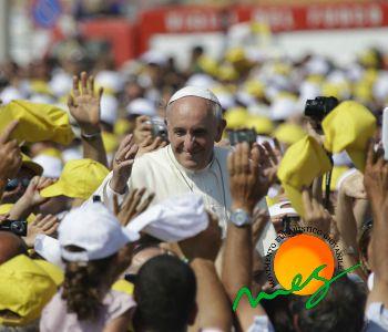 Da Papa Francesco i giovani del Movimento Eucaristico Giovanile