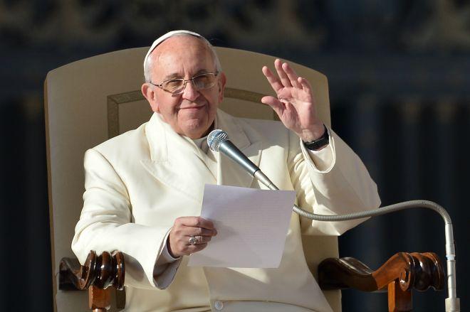 Udienza Generale con Papa Francesco. Mercoledì 30settembre 2015 - Papaboys LIVE WEB-TV
