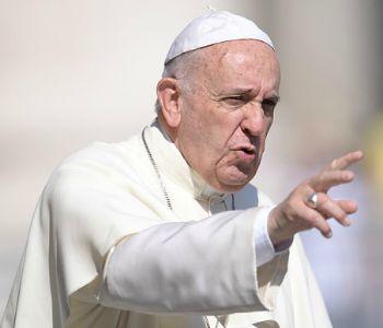Papa: prego perché ci sia spirito di pace in Ucraina, vicino a chi soffre
