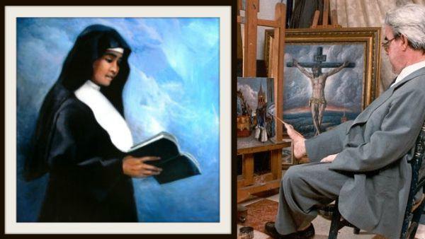 Il miracolo del quadro dipinto in quattro ore