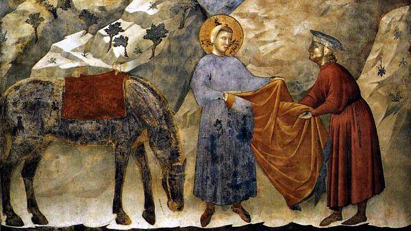 Uno degli episodi più famosi della vita di Francesco d'Assisi è senz'altro il racconto del lupo di Gubbio