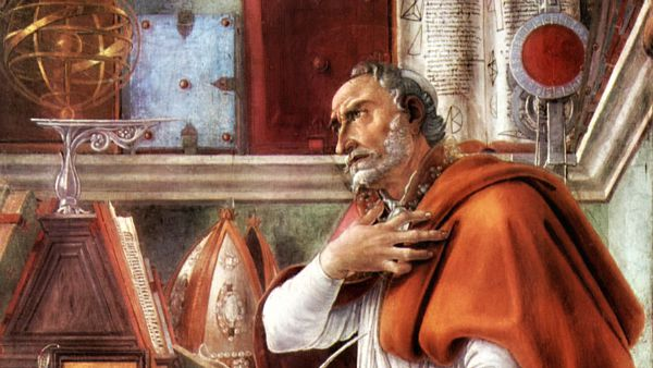 11 frasi dalle Confessioni di Sant'Agostino fondamentali per la nostra vita cristiana