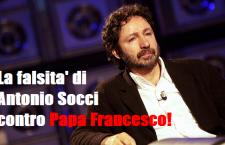 Antonio Socci è arrivato alla frutta! Arruola Salvini e Sartori per sparare contro il Papa