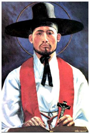 I santi di oggi – 20 settembre – Santi Martiri Coreani (Andrea Kim Taegon, Paolo Chong Hasang e 101 compagni)