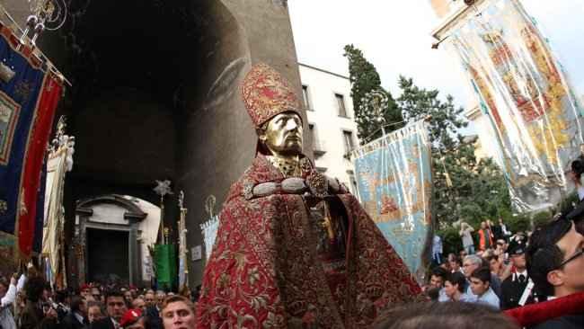 I santi di oggi – 19 settembre – San Gennaro Vescovo e martire