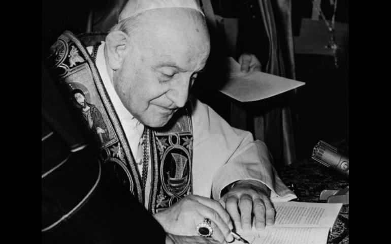 Le fughe notturne di Papa Francesco...