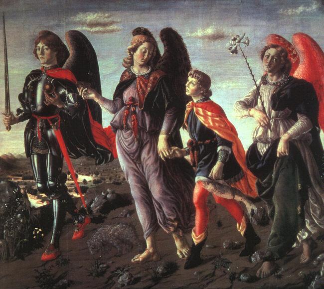 Santi Michele, Gabriele e Raffaele Arcangeli