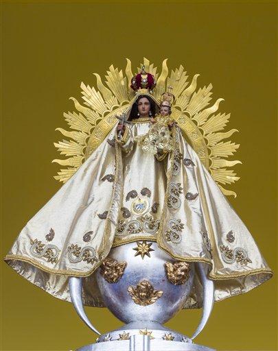 Preghiera del Papa alla Vergine del Cobre: Raduna il tuo popolo
