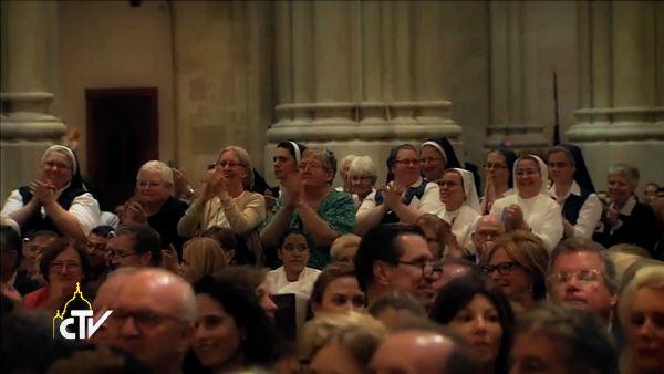 Ginotta - Vespri nella Cattedrale di San Patrizio a New York