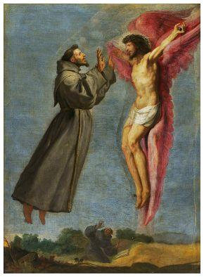 17 settembre: Le Stimmate di San Francesco