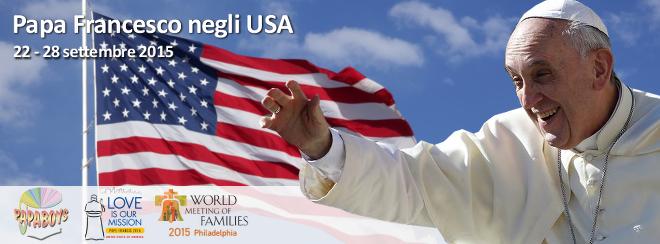 Guarda con noi dei Papaboys in collegamento con New-York (grazie al player streaming del Centro Televisivo Vaticano) la diretta della Visita al quartier generale delle Nazioni Unite (ONU). Venerdì 25 settembre 2015. LIVE TV DALLE ORE 14.20