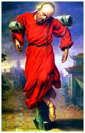 I santi di oggi – 11 settembre – San Giovanni Gabriele Perboyre Sacerdote vincenziano, martire
