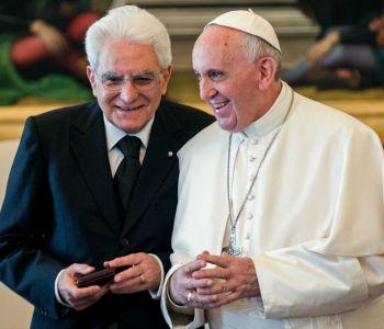Messaggio del presidente Mattarella a Papa Francesco in volo verso Cuba