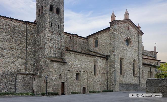 Abazzia San Colombano Bobbio
