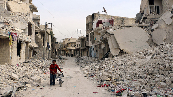 Aleppo - Siria.