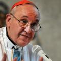 Un Bergoglio rosso porpora e quella profezia del secondo nome