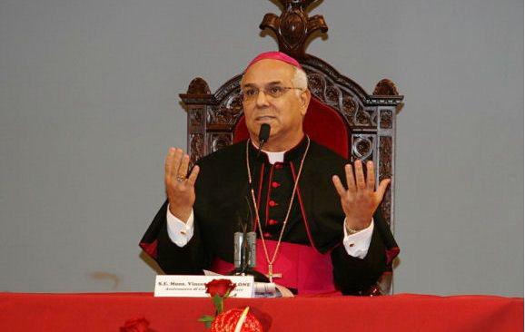Arcivescovo Bertolone