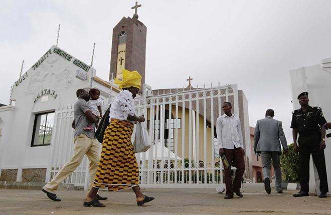 Chiesa Nigeria