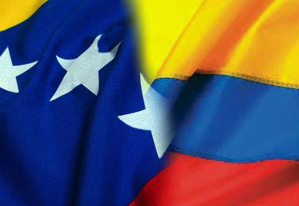 Colombia_Venezuela_bandiere