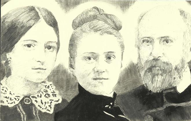 Coniugi Martin e Santa Teresa