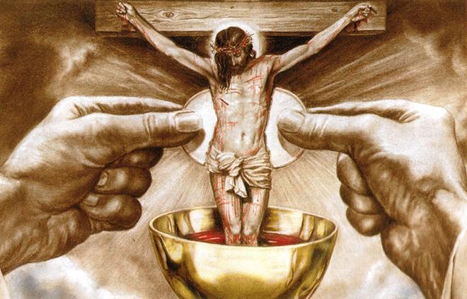 Corpo e Sangue Cristo