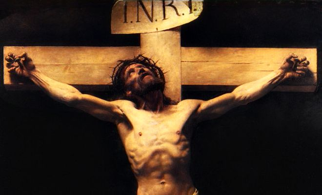 Gesù crocifisso