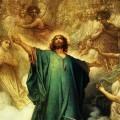 #Vangelo (29 settembre): Vedrete il cielo aperto e gli angeli di Dio salire e scendere sopra il Figlio dell'uomo.
