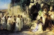 Vangelo (22 settembre): C'erano con lui i Dodici e alcune donne che li servivano con i loro beni