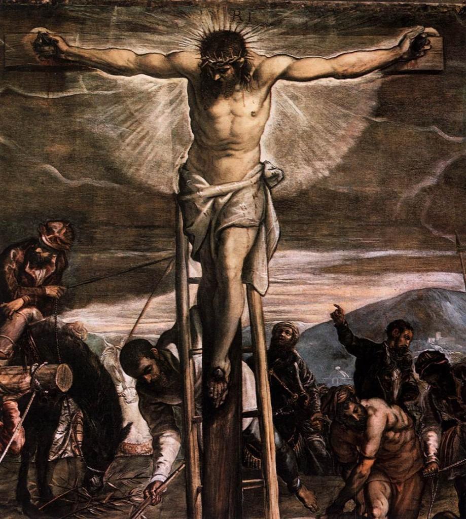 #Vangelo (14 settembre): Bisogna che sia innalzato il Figlio dell'uomo.