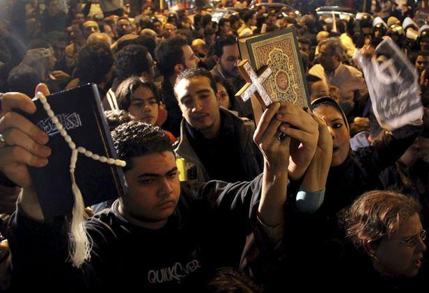 Giovani Medio oriente cristiani