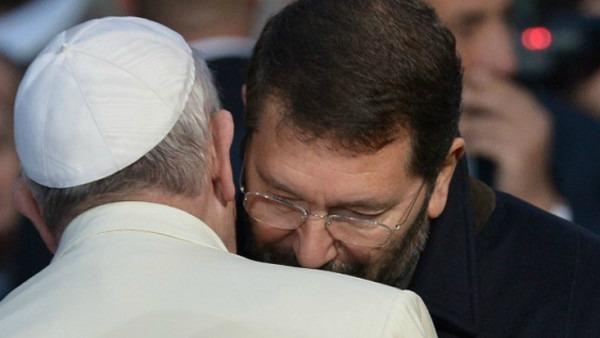Caro Marino, davvero non hai capito com'è fatto Papa Francesco?