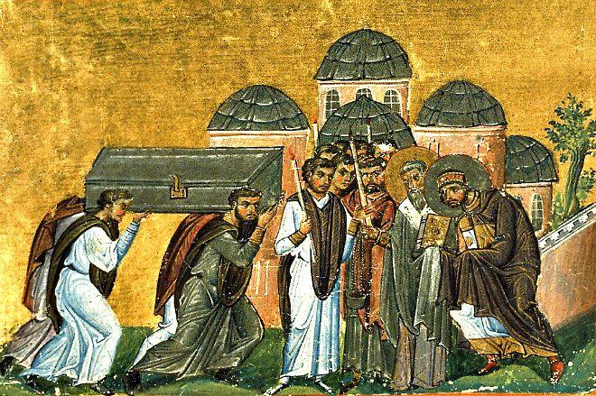 I santi di oggi – 13 settembre – San Giovanni Crisostomo Vescovo e dottore della Chiesa