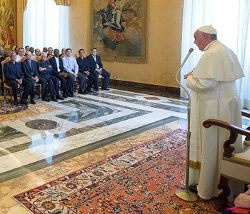 Papa Francesco ai Clarettiani: aprire frontiere e cercare i peccatori