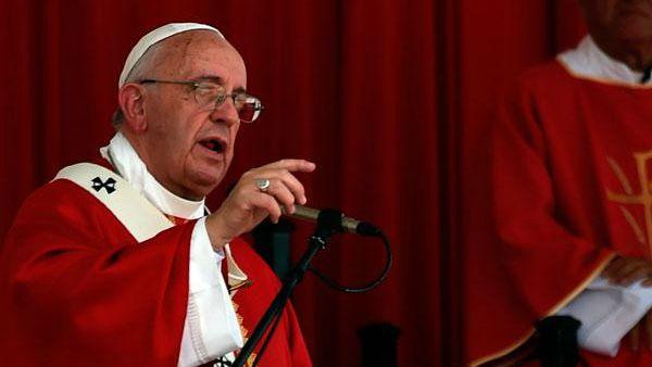 Papa Francesco: Lasciamoci guardare da Gesù. Il suo sguardo trasforma il nostro sguardo