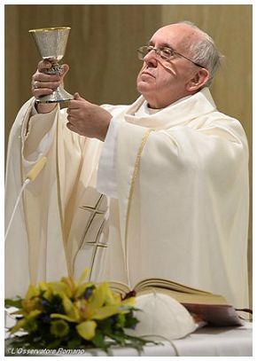 Papa Francesco: umiltà e stupore aprono il cuore all'incontro con Gesù