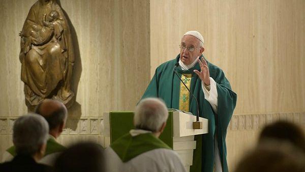 Papa Francesco: Gesù è misericordioso, chi non perdona non è cristiano