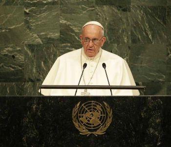 Papa Francesco all'Onu: casa, lavoro, terra e... libertà di spirito (testo integrale)