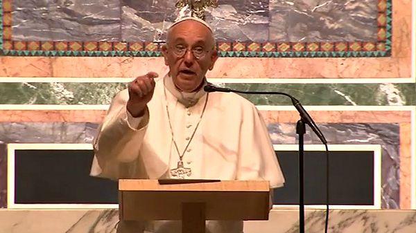 Papa Francesco ai Vescovi Usa: Non sono venuto per giudicarvi o per impartirvi lezioni