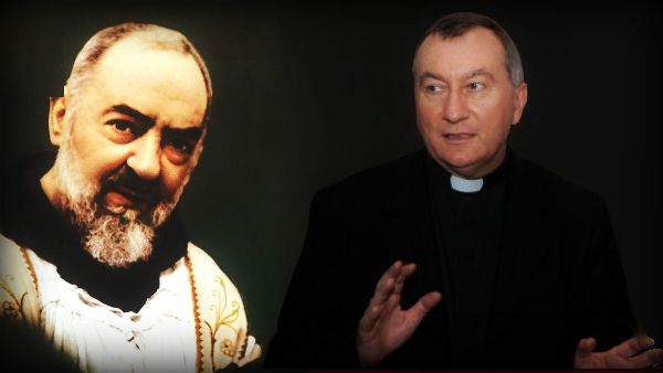 Giubileo, card. Parolin: lo affidiamo all'intercessione di Padre Pio