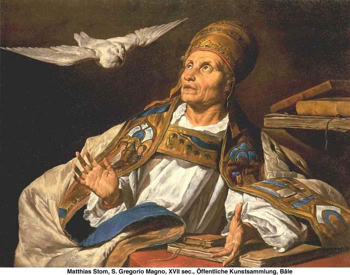 I santi di oggi – 3 settembre – San Gregorio I, detto Magno Papa e dottore della Chiesa