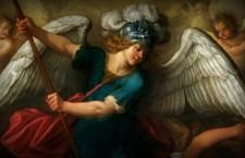 Ricorda sempre: San Michele è l'arcangelo che vincerà per noi l'ultima battaglia contro il male!