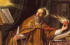 Sant'Agostino ci ricorda oggi, in maniera molto chiara, chi siamo e dove andremo!