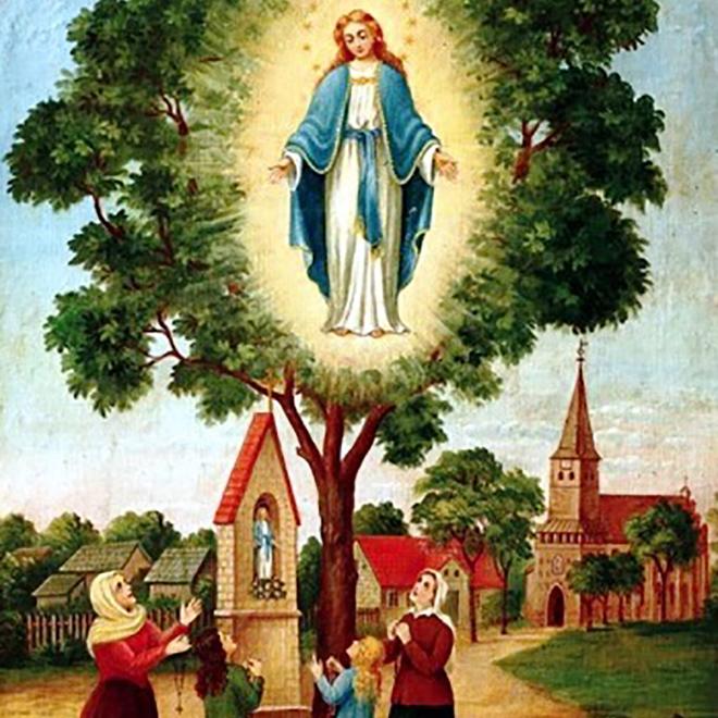 Madonna di Gietrzwald