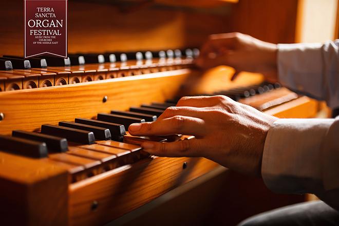 Terra Santa Organ Festival