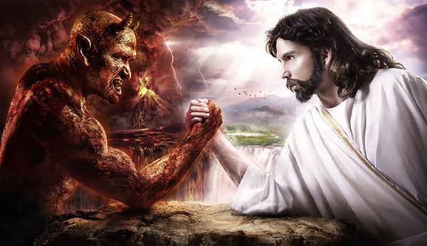 Gesù vs Satana