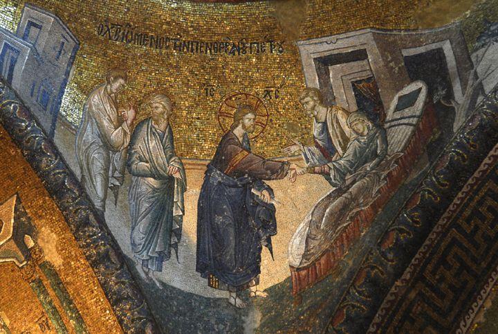 #Vangelo (2 settembre): Tu sei il Figlio di Dio!
