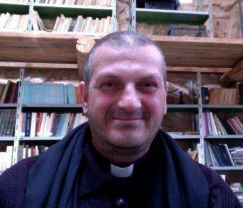 Padre Mourad, rapito in Siria, ha inviato un video e una lettera